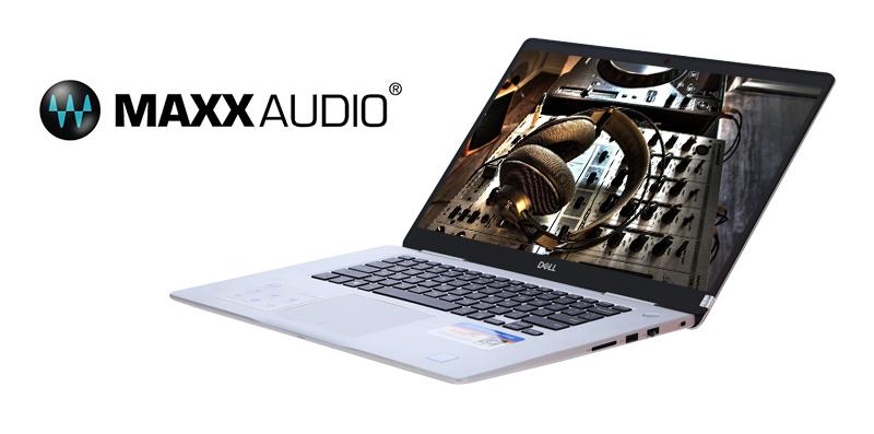 Laptop Dell Inspiron 7570 (782P82) - Âm thanh sống động | Thegioididong