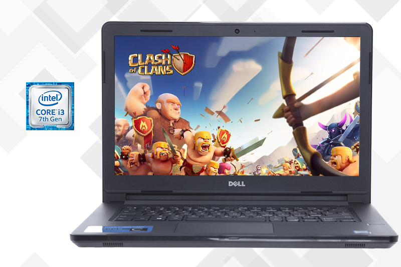 Laptop Dell Vostro 3468 i3 7020U - Hiệu suất ổn định | Thegioididong