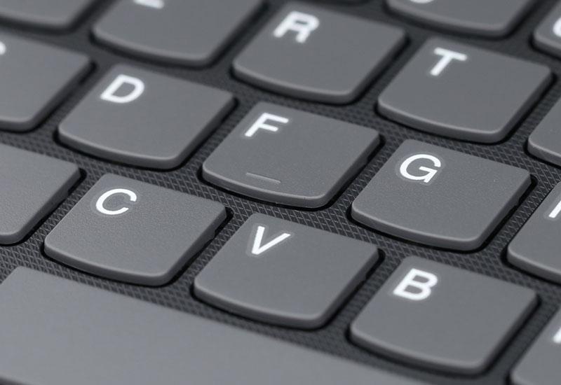 Bàn phím độ nảy tốt trên máy tính văn phòng Lenovo IdeaPad 130 14IKB