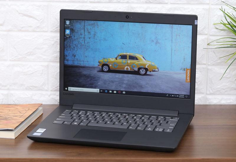 Thiết kế hiện đại trên máy tính văn phòng Lenovo IdeaPad 130 14IKB