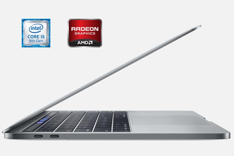 Cấu hình mạnh mẽ trên macbook 2018