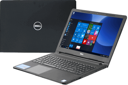 Laptop Dell Vostro 3568 i3 7020U/4GB/1TB/Win10/(VTI32072W)