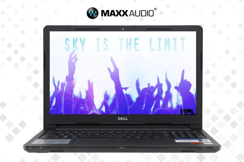 Laptop Dell Inspiron 3576 i3 7020U (C5I3132W) - Công nghệ âm thanh từ Waves MaxxAudio | Thegioididong