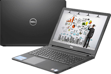 Laptop Dell Inspiron 3576 i3 7020U/4GB/1TB/2GB AMD 520/Win10/(C5I3132W)