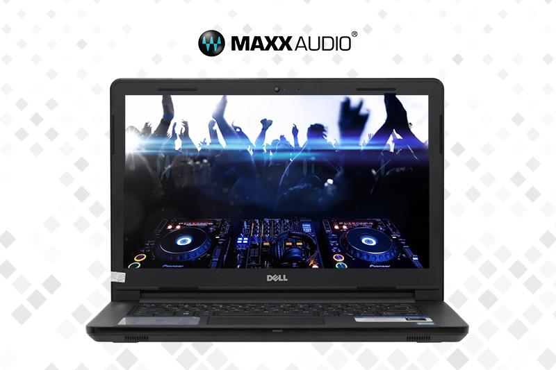 Laptop Dell Inspiron 3476 i3 8130U - Công nghệ âm thanh MaxxAudio | Thegioididong