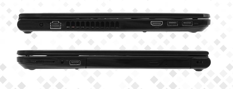 Laptop Dell Inspiron 3476 i3 8130U - Cổng kết nối tiện ích | Thegioididong