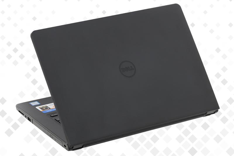 Laptop Dell Inspiron 3476 i3 8130U - Thiết kế cứng cáp | Thegioididong