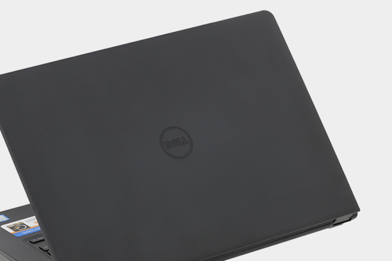 Laptop Dell Inspiron 3476 i3 8130U - Thiết kế cứng cáp | DienmayXANH