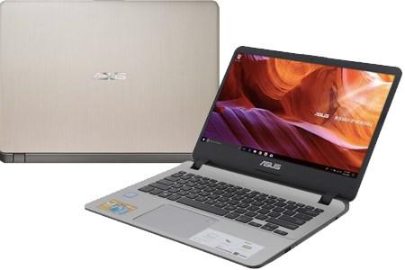 Laptop Asus X407UA i3 7020U/4GB/1TB/Win10/(BV351T)