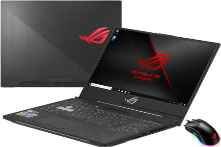 Laptop Asus ROG Strix Scar GL504GM i7 8750H/16GB/1TB+128GB/6GB GTX1060/Win10/(ES044T)