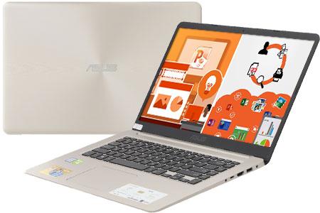 Laptop Asus A510UA i3 8130U/4GB/1TB/Win10/(BR333T)