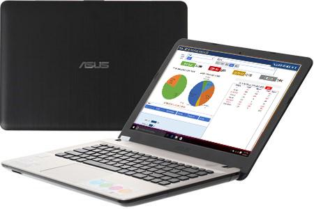 Laptop Asus VivoBook X441MA N5000/4GB/1TB/Win10 (GA024T)
