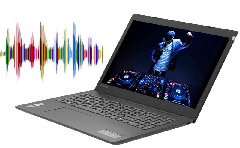 Công nghệ âm thanh trên Lenovo Ideapad 330 15IKBR i3 7020U