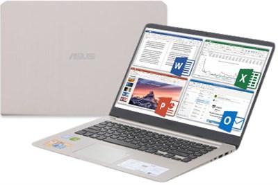 Asus VivoBook S510UN i5 8250U/4GB/1TB/2GB MX150/Win10 (BQ276T)