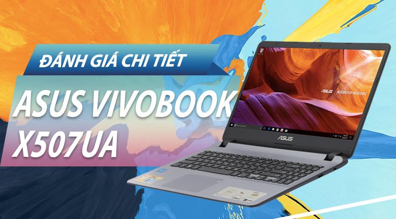 Asus VivoBook X507UA i3 7020U (EJ727T)