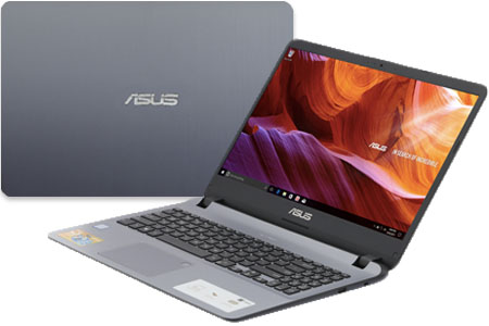 Laptop Asus X507UA i3 7020U/4GB/1TB/Win10 (EJ727T)