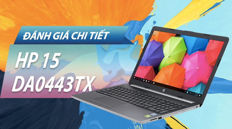 HP 15 da0443TX i3 7020U (5SL06PA)