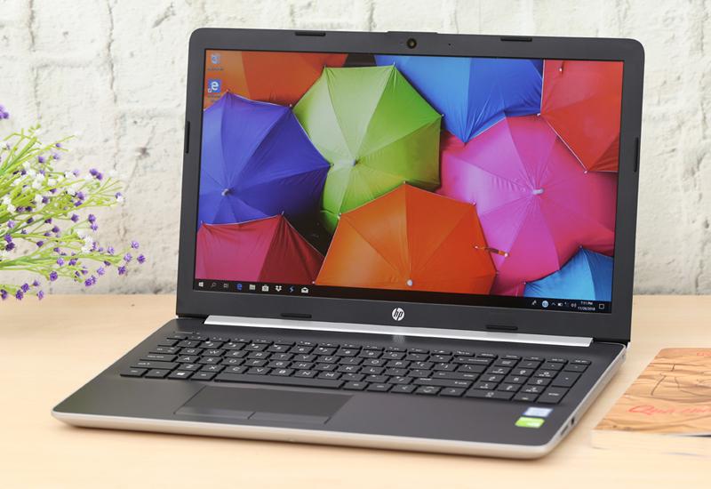 Thiết kế hài hoà trên laptop HP 15 da0443TX i3 (5SL06PA)