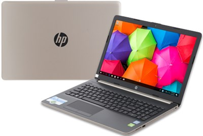HP 15 da0443TX i3 7020U/4GB/1TB MX110/Win10 (5SL06PA)
