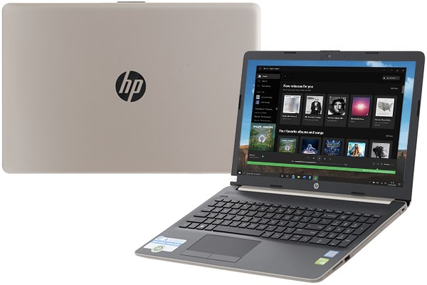 Laptop HP 15 da1033TX i7 8565U/4GB/1TB/2GB MX130/Win10 (5NK26PA)