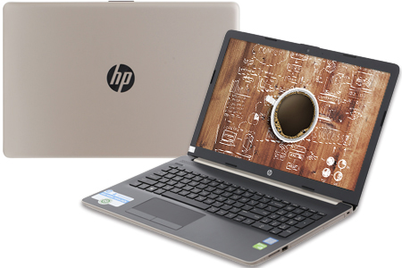 HP 15 da1033TX i7 8565U/4GB/1TB/2GB MX130/Win10 (5NK26PA)