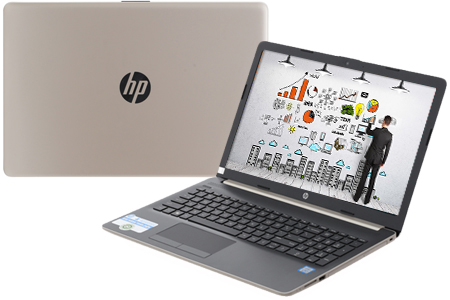 Laptop HP 15 da1023TU i5 8265U/4GB/1TB/Win10/(5NK81PA)