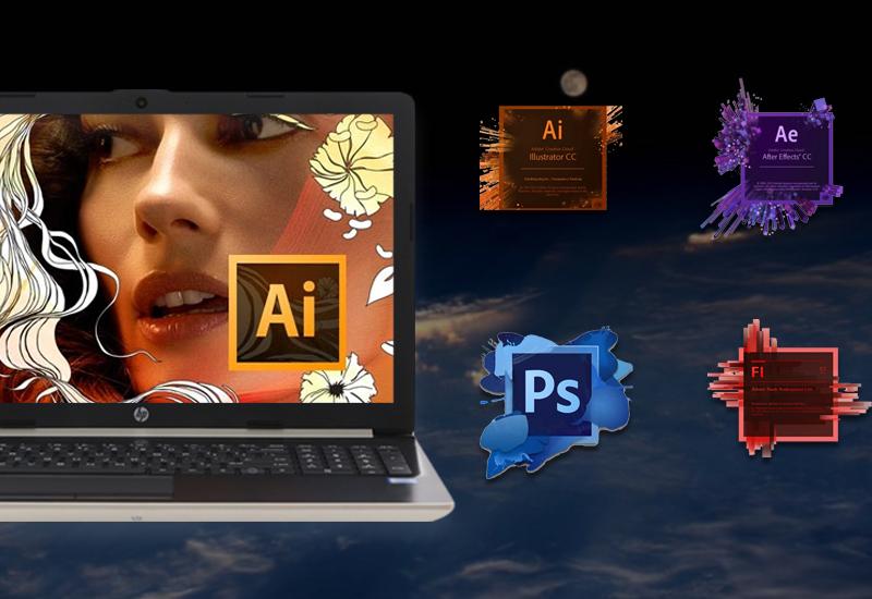 Cấu hình ổn định trên Laptop văn phòng HP 15 da1023TU (5NK81PA)
