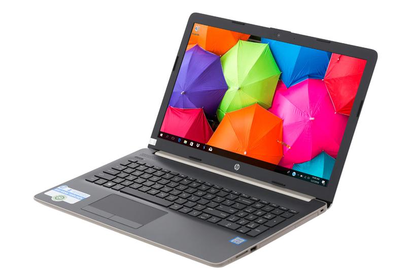 Thiết kế hài hoà trên Laptop văn phòng HP 15 da1023TU (5NK81PA)