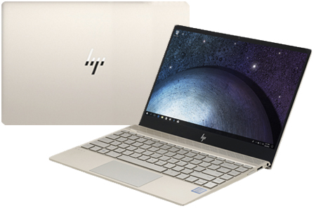 HP Envy 13 ah1011TU i5 8265U/8GB/256GB/Win10 (5HZ28PA) Intel Core i5 Coffee Lake