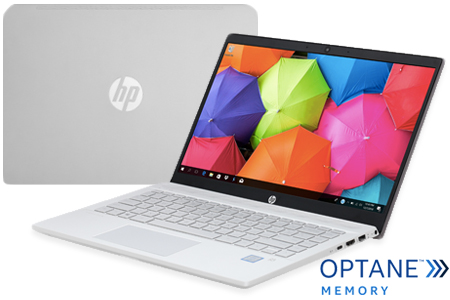 Laptop HP Pavilion 14 ce1018TU i5 8265U/4GB+16GB/1TB/Win10/(5RL41PA)