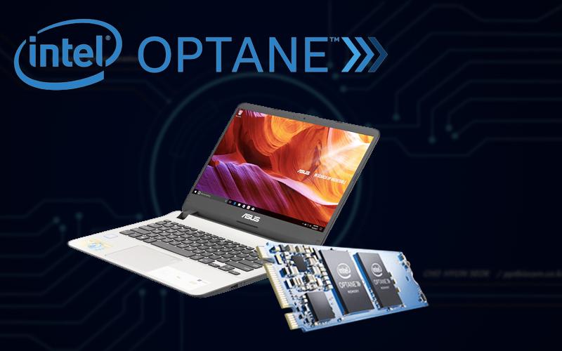 Laptop bộ nhớ intel optane Asus core i5 X407UA i5 (BV485T)