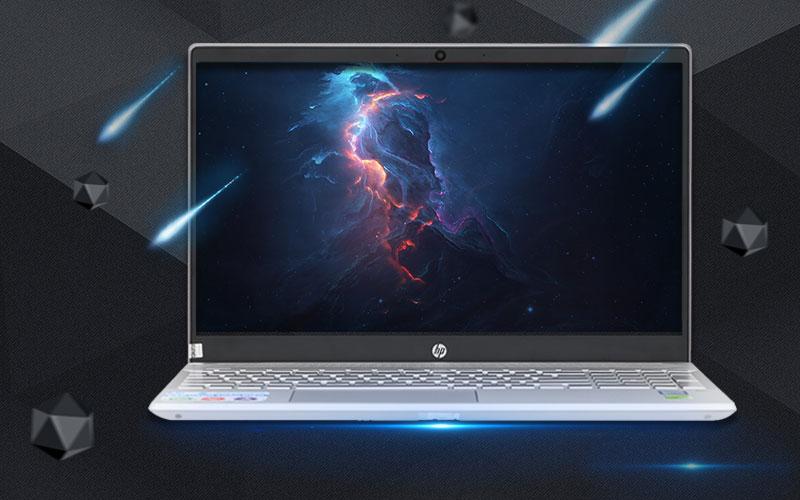 Thiết kế hiện đại trên Âm thanh sống động trên laptop đồ hoạ kĩ thuật HP Pavilion 15 cs1044TX (95JL26PA)