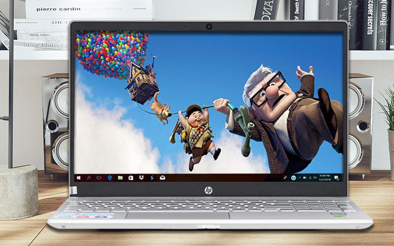 Thiết kế hiện đại, đẹp mắt trên Laptop đồ hoạ kĩ thuật HP Pavilion 15 cs1044TX (95JL26PA)