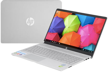 HP Pavilion 15 cs1044TX i5 8265U/4GB/1TB/MX130/Win10/(95JL26PA)