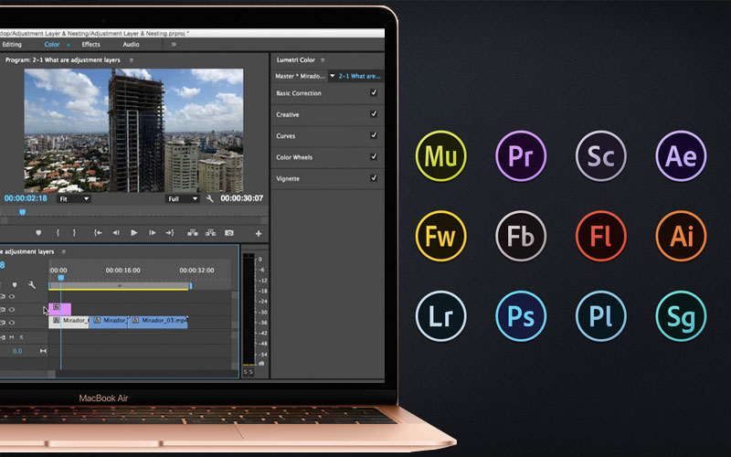 Hiệu năng mạnh mẽ trên laptop nhỏ gọn Macbook Air MREE2SA/A (2018)