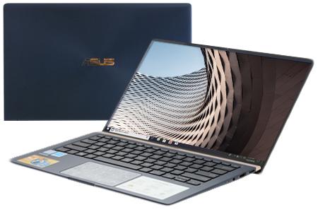 Laptop Asus ZenBook UX433FA i7 8565U/8GB/512GB/Túi/Win10 (A6076T)