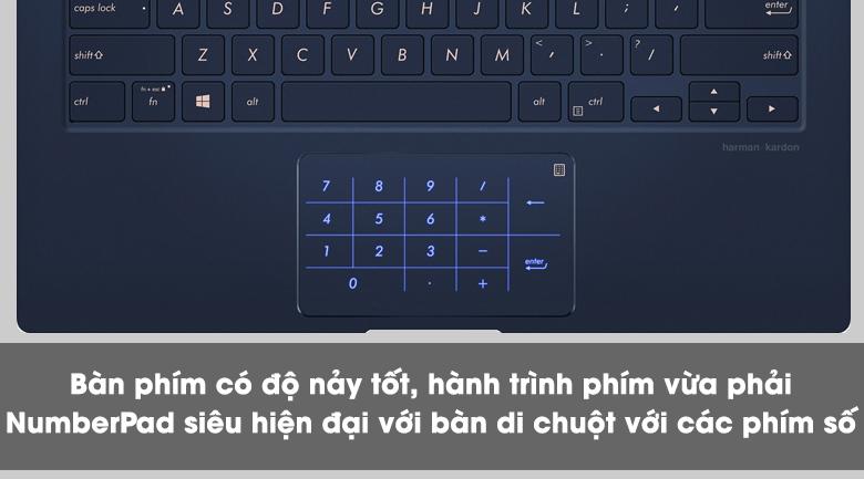 ASUS ZenBook UX433FA Core i5 8265u/8G/256 SSD/14in FullHD, còn BH 21th - 3