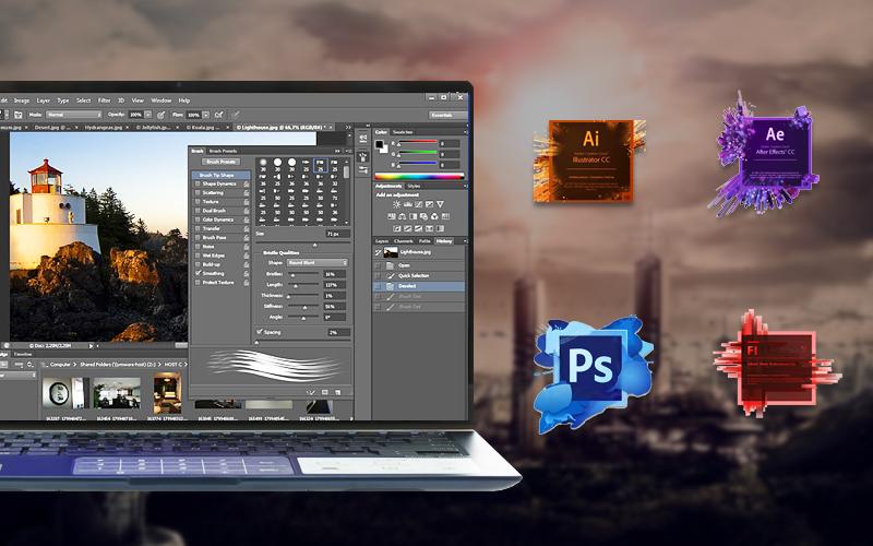 Cấu hình hiện đại trên laptop nhỏ gọn Asus Zenbook UX433FA core i5 (A6061T)