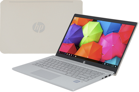 Laptop HP Pavilion 14 ce1011TU i3 8145U/4GB/1TB/Win10 (5JN17PA)