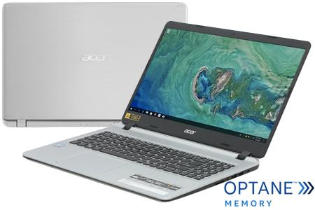 Acer Aspire A515 53 5112 i5 8265U/4GB/1TB +16GB/Win10/(NX.H6DSV.002)