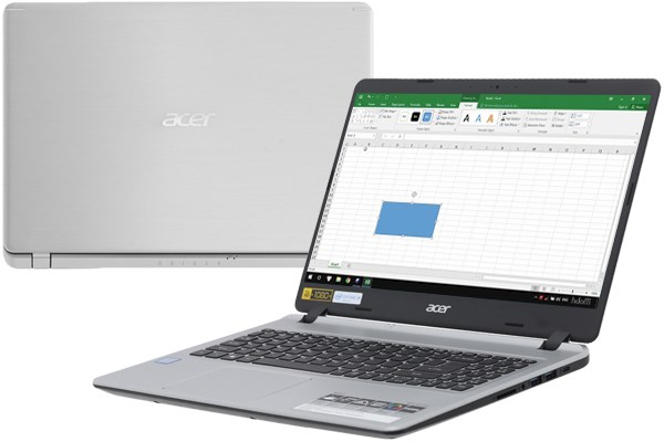 Laptop Acer Aspire A515 53 5112 i5 8265U/4GB+16GB/1TB/Win10 (NX.H6DSV.002)