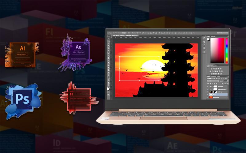 Cấu hình mạnh mẽ trên Laptop văn phòng Lenovo Ideapad 530S 14IKB i7 (81EU00P5VN)