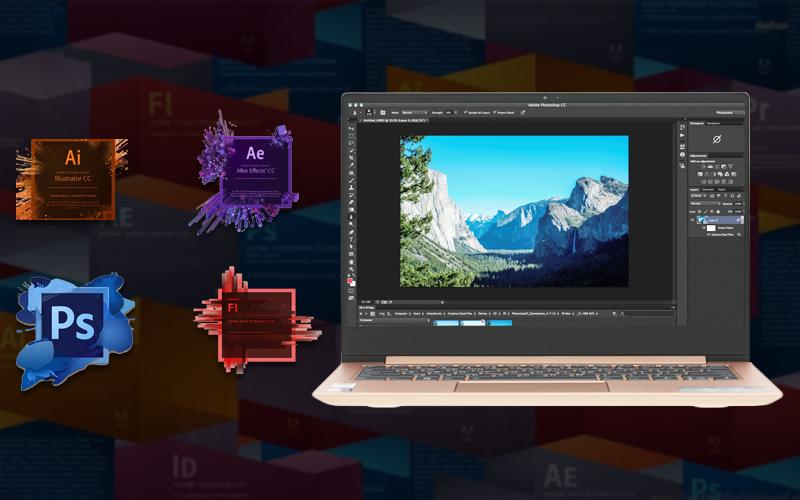 Cấu hình mạnh mẽ trên laptop văn phòng Lenovo Ideapad 530S 14IKB (81EU00P5VN)