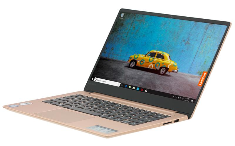 Thiết kế hiện đại trên laptop văn phòng Lenovo Ideapad 530S 14IKB (81EU00P5VN)
