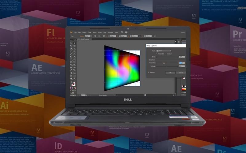 Cấu hình mạnh mẽ trên laptop văn phòng Dell Inspiron 3576 i3 (C5I3133W)