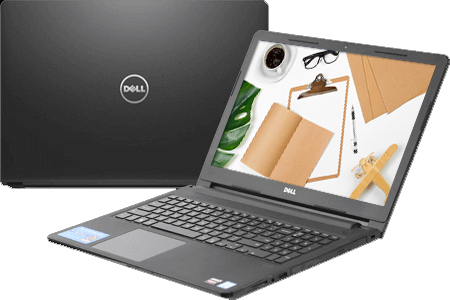 Laptop Dell Inspiron 3576 i3 7020U/4GB/1TB/ AMD 520/Win10/(C5I3133W)