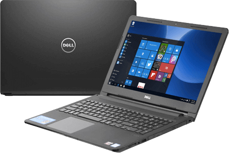 Dell Inspiron 3576 i3 7020U/4GB/1TB/ AMD 520/Win10/(C5I3133W)