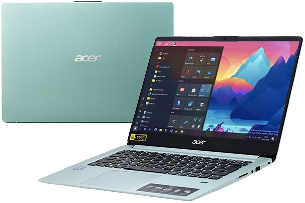 Acer Swift 1 SF114 32 P2SG N5000 (NX.GZJSV.001)