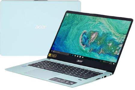 Laptop Acer Swift SF114 32 P2SG N5000/4GB/64GB/Win10 (NX.GZJSV.001)