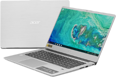 Acer Swift SF314 54 38J3 i3 8130U/4GB/1TB/Win10 (NX.GXZSV.005)